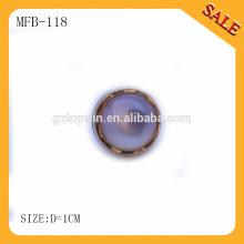 MFB118 Shirt Pearl Resin Button / Shirt Pearl Resin Button