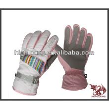 Женские удобные дешевые лыжные перчатки