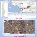 Корабль GPS отслеживая поддержку сервера Tr102, Gt02, автомобиля gt06, Tr02, Gt06n (TS05-кВт)