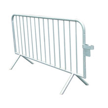 Hot-Dipped Galvanized Crowd Control Barrier