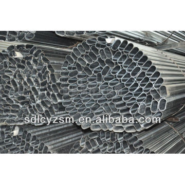 elliptical welded steel pipe/oval welded steel pipe