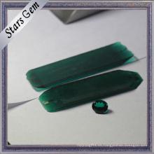 Rusia origen sintético esmeralda materia prima para piedras preciosas