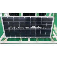 Panel de células solares de silicio monocristalino