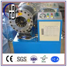 Machine de rabattement de tuyau hydraulique portable de Finn Power