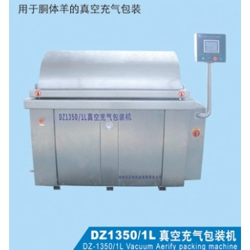 Milk Bread Pillow Packing Machine