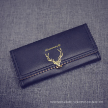 Promotional Purse For Ladies New Arrival Leather Wallet