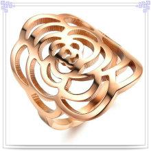 Accesorios de moda Anillo de dedo de la joyería del acero inoxidable (SR328)