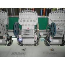 Máquina doble del bordado de las lentejuelas