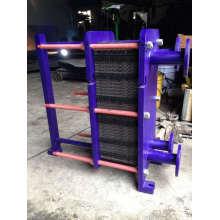 Échangeur de chaleur industriel à plaques APV J092 à transfert élevé