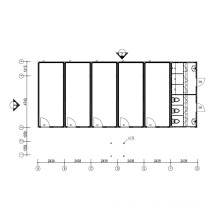 PTX3P78 container modular homes for mining camp
