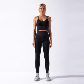 Sportbekleidung Running Leggings Yoga Sets