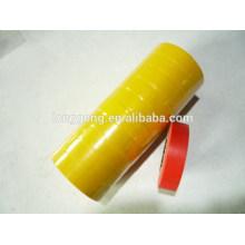 Amarelo PVC isolamento elétrico fita