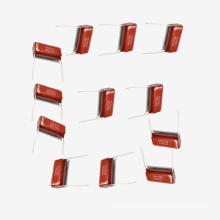 Topmay 2016 Beliebte Elektrische Metallisierte Polyesterfolie Kondensator Mkt-Cl21 6,8 UF 5% 100 V