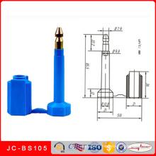 Joint de boulon de serrure de récipient de numéro de série imprimé par laser de Jc-BS105