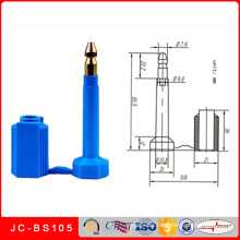 Jc-BS105 Laser Printed Serial Number Container Lock Bolt Seal