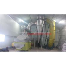 Vibration fluid bed dryer machine