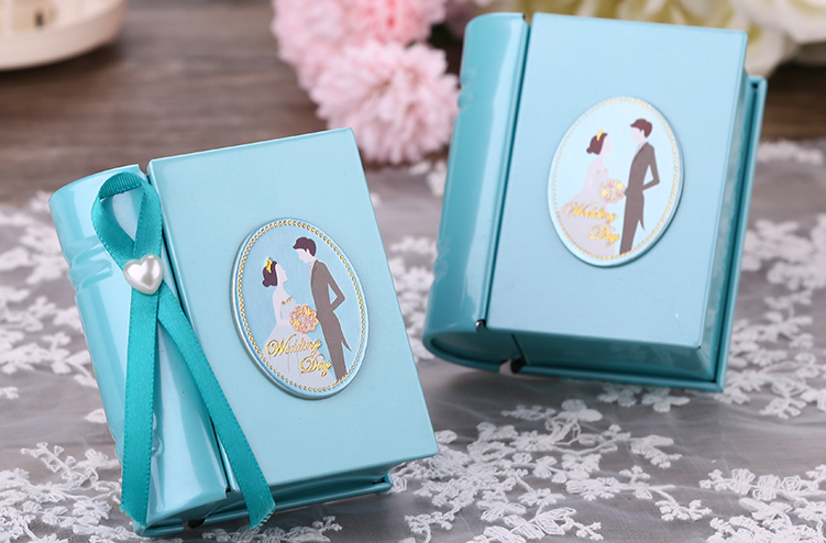 Wedding Tin Box