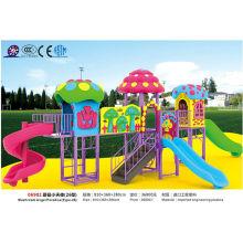 Детский пластиковый слайд