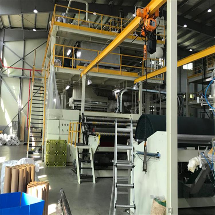 S Model Nonwoven Fabric Machine