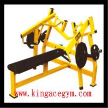 Prensa de banco horizontal ISO-Lateral profesional del equipo de la aptitud del gimnasio