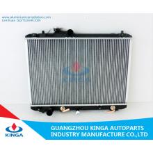 Venta caliente 2005 Suzuki Swift Radiador automático de aluminio en