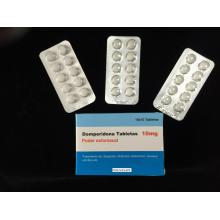 Domperidona tabletas BP 10MG