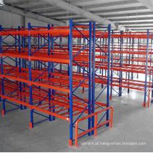 Rack de paletes para serviço pesado para armazém