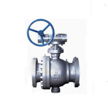 API 2PC Trunnion Ball Valve