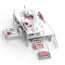 1600MM Non-woven Fabric Production Machine
