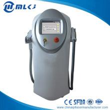 A remoção da acne do IPL + a pele do laser do ND YAG claream o equipamento