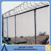 Chain Link Fence & Galvanized Chain Link Fence & Sport Field Chain Link Fence