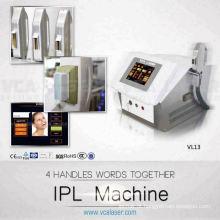 Novo equipamento profissional para IPL