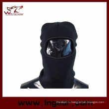 Спецназ Подшлемник бленду 1 отверстие голова лицо Airsoft маска протектор