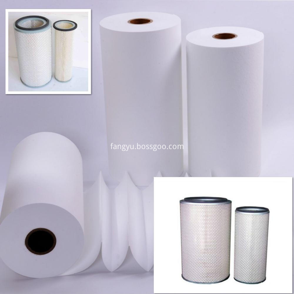 Oil And Air Separator Paper