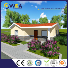 (WAS2505-95M)China Low Cost Modular Houses Prefabricated Luxury Villas
