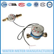 Trockenkontakt (Reed) Pulsausgang Wasser Durchflussmesser