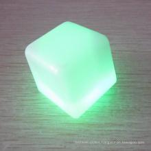 changing led ice cube