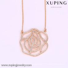 41960-Xuping généreux nouveau collier de bijoux de conception pour les femmes cadeaux