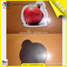 Design de moda personalizado eva magnet magnet and pretty fridge magnet sticker