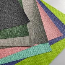 Imitação de tecido PU Leather for Sofa Chairs Bench