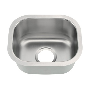 3833A Unterbau Single Bowl Bar Spüle