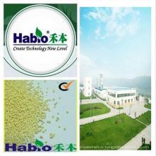 Habio Lipozyme, supplément direct de lipase de catégorie comestible de la Chine