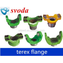 Terex mining truck parts FLANGE YOKE