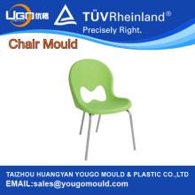 Chaise moules en plastique