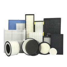 0.3 micron H12 H13 H14 cabin activated carbon filter home replacement air purifier hepa filters