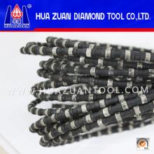 La nitidez de refuerzo de hormigón Sierra de hilo de corte de diamante para la venta