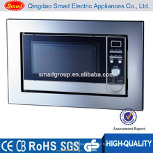 High speed stainless steel commercial convection microwave oven