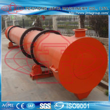 Low Dust Silica Sand Rotary Dryer