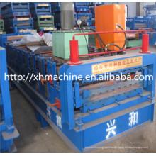 Rollformmaschine für Wandverkleidungsbleche
