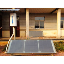 Sistema de agua caliente solar de cerámica especial